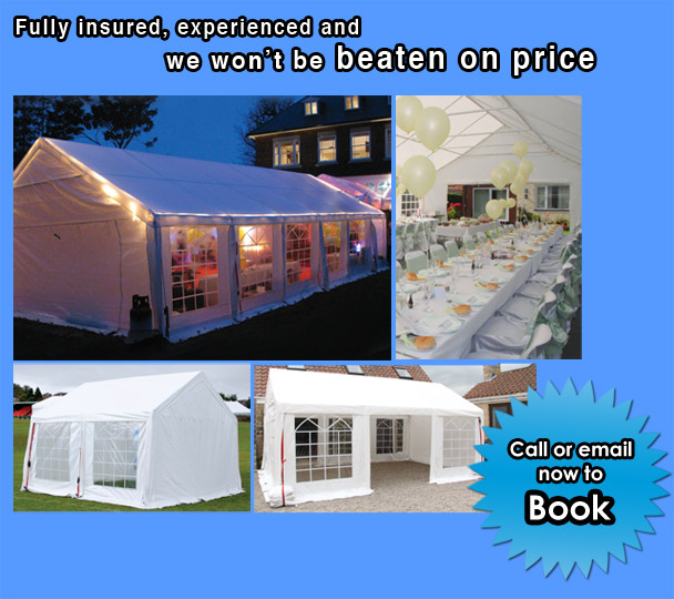 cheap marquee hire
